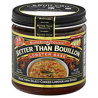 Better Than Bouillon Lobster Base, Superior Touch,8 oz