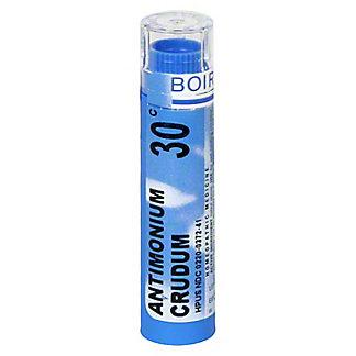 Boiron Antimonium Crudum Pellets, 30 CT