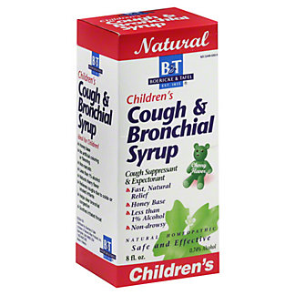 B&T B&T Children's Cough Syrup, 8.00 oz