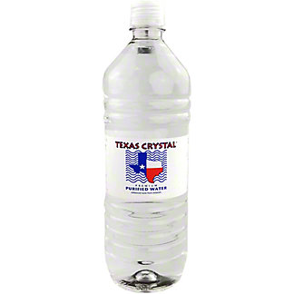 University of Texas Crystal Water,1.5 L