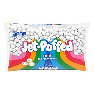 Kraft Jet-Puffed Miniature Marshmallows,10.00 oz