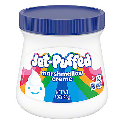 Kraft Jet-Puffed Marshmallow Creme,7 OZ