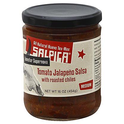 Salpica Salpica Tomato Jalapeno Salsa,16.00 oz