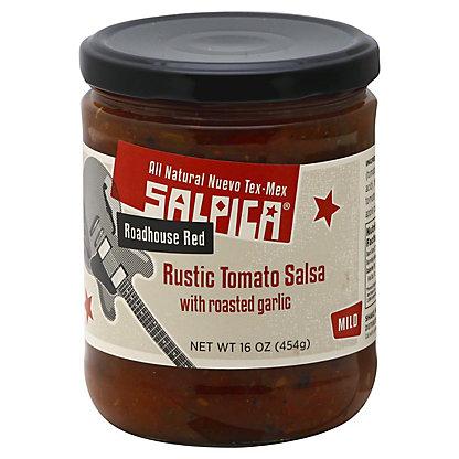 Salpica Rustic Tomato Salsa,16 OZ.