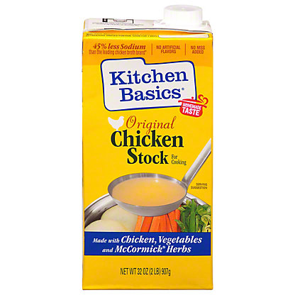 Kitchen Basics Original Chicken Cooking Stock, 32 oz