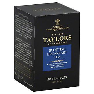 Taylors of Harrogate Scottish Breakfast Tea,50 CT