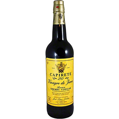 Capirete 20 Year Sherry Vinegar,25.4OZ
