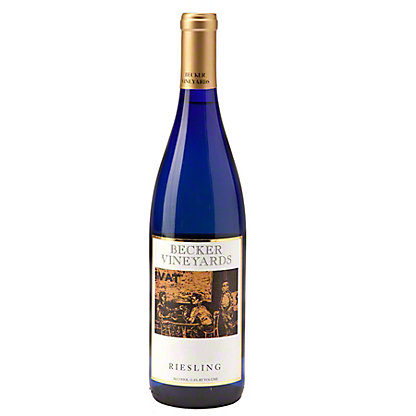 Becker Vineyards Riesling,750 mL