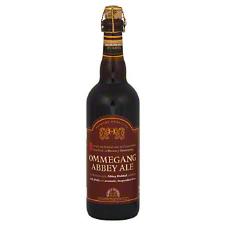 Ommegang Abbey Ale Bottle, 25.4 oz