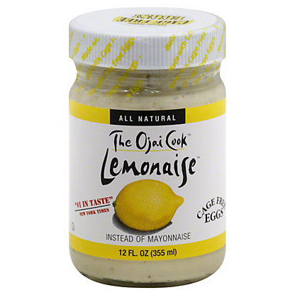 The Ojai Cook Lemonaise, 12 oz