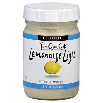 Ojai Cook Ojai Cook Spicy Citrus Lite Mayonnaise,12.00 oz