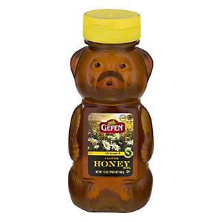Gefen Pure Fancy Clover Honey,12 OZ