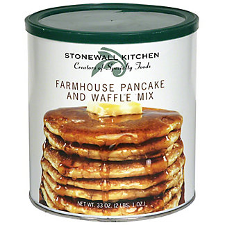 Stonewall Kitchen Farmhouse Pancake And Waffle Mix,33 OZ