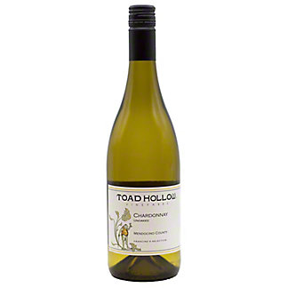 Toad Hollow Unoaked  Chardonnay,750 mL