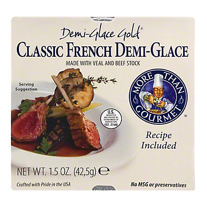 More Than Gourmet Demi-Glace Gold,1.5 OZ