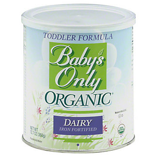 Babys Only Organic Toddler Formula,14.1 OZ