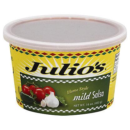 Julio's Mild Salsa, 16 oz