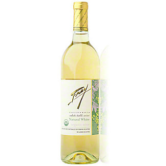 Frey Organic White Wine,750 mL