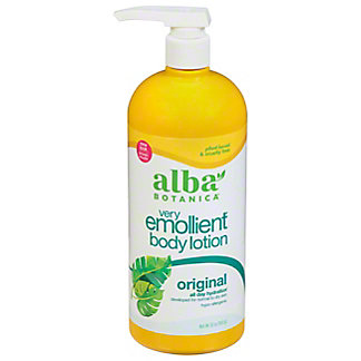 Alba Botanica Very Emollient Alba Botanica Very Emoleint Body Lotion,32 OZ