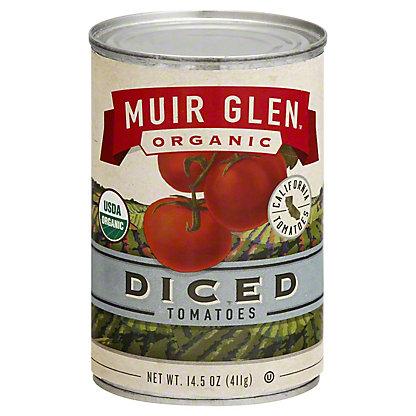 Muir Glen Organic Diced Tomatoes,14.50 oz