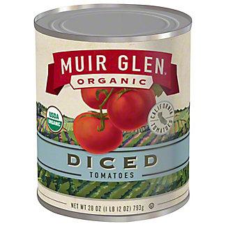 Muir Glen Organic Diced Tomatoes,28.00 oz