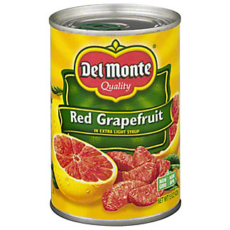 Del Monte Red Grapefruit, 15 oz
