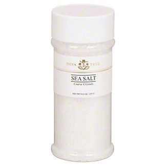 India Tree Brazilian Coarse Sea Salt,9 OZ
