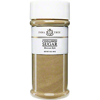 India Tree Mexican Style Cinnamon Sugar,7 OZ