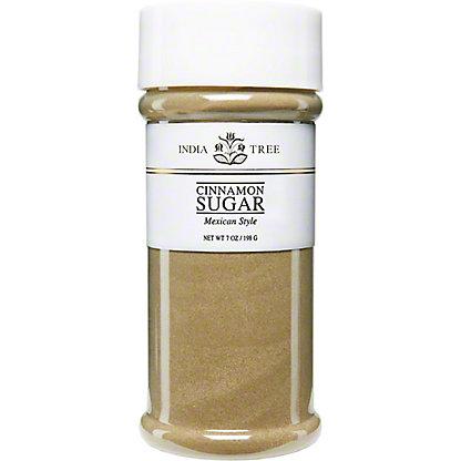 India Tree Mexican Style Cinnamon Sugar,7 OZ