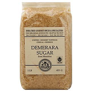 India Tree Demerara Sugar From Mauritius,1 LB
