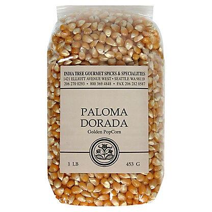 India Tree Paloma Dorado Golden Popcorn,1 lb (453 g)