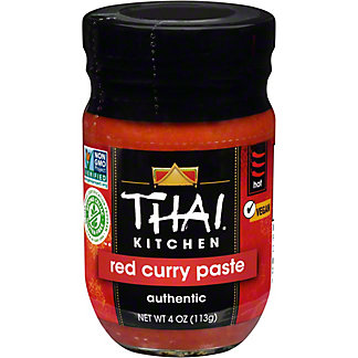 Thai Kitchen Red Curry Paste, 4 oz