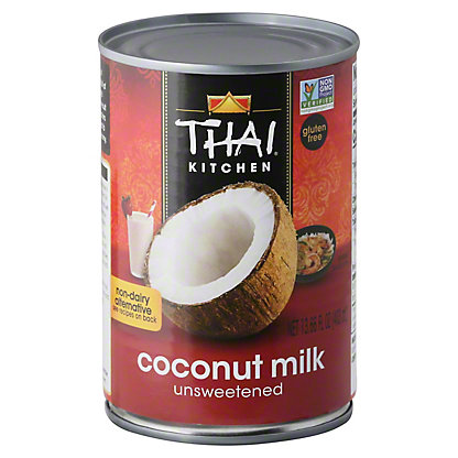 Thai Kitchen Unsweetened Coconut Milk, 13.66 OZ