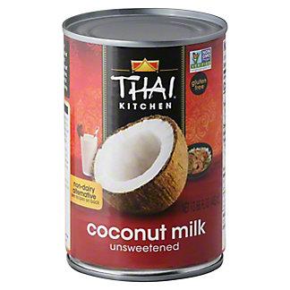 Thai Kitchen Unsweetened Coconut Milk, 13.66 OZ
