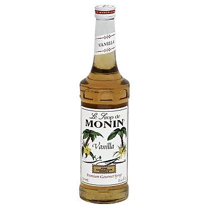 Le Sirop De Monin Vanilla Syrup, 25.40 oz
