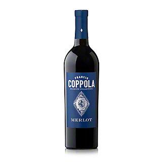 Francis Coppola Blue Label  Merlot, 750 mL
