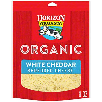 Horizon Organic Organic Finely Shredded Cheddar Cheese,6 OZ