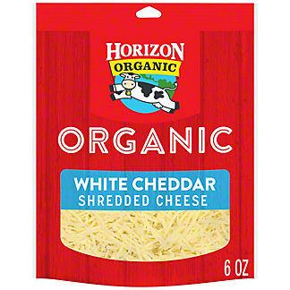 Horizon Organic Organic Finely Shredded Cheddar Cheese,6 OZ