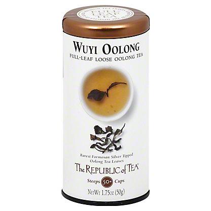 The Republic of Tea Wuyi Oolong Full-Leaf Tea, 3.5 oz
