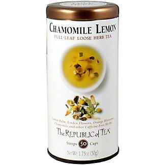 The Republic of Tea Chamomile Lemon Tea, 3.5 OZ