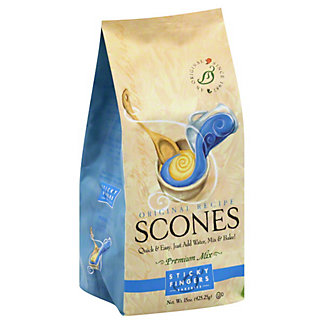 Sticky Fingers Bakeries Original Scone Mix,15 OZ