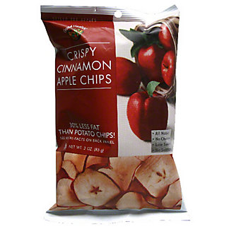 Good Health Crispy Cinnamon Apple Chips,2.5 OZ