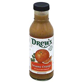 Drew's Sesame Orange Salad Dressing,12.5 OZ