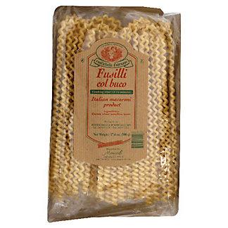 Rustichella d' Abruzzo Fusilli Col Bucco Pasta,17.5OZ