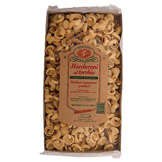 Rustichella d' Abruzzo Manicaretti Rustchella Macaroni Trochio,17.6 oz (500 g)