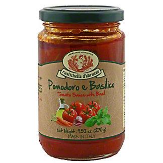 Rustichella 'D Abruzzo Tomato Sauce, 9.53 oz