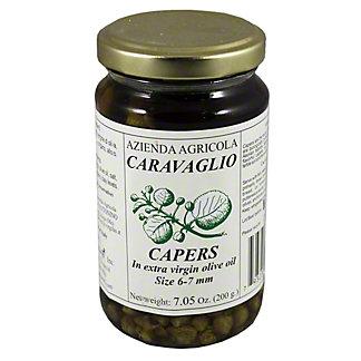 Caravaglio Capers in Olive Oil,7.05 Z