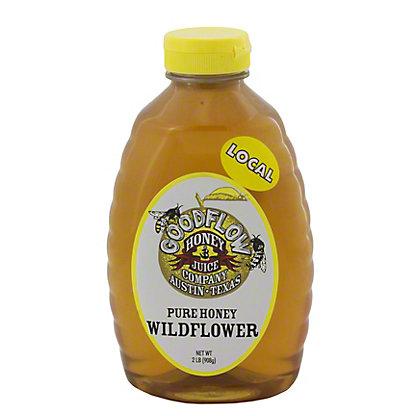 Good Flow Honey Company Pure Honey Wildflower, 2 lb
