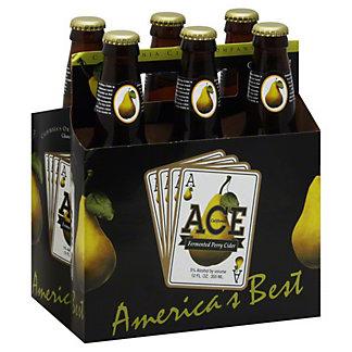 Ace Perry Cider 6 PK Bottles,12 OZ