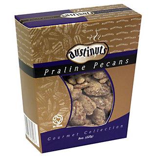 Austinuts Gourmet Collection Praline Pecans, 8 oz